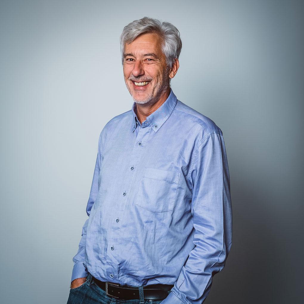 Markus Strobel, Sinus AG Schweiz