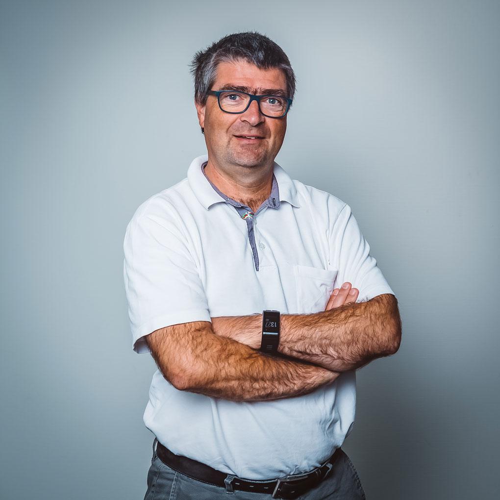Thomas Minder, Sinus AG Schweiz
