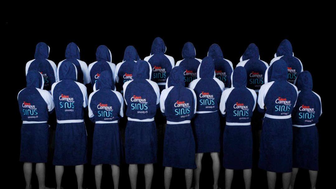 SINUS unterstützt das Kreuzlinger Wasserball NLA Team