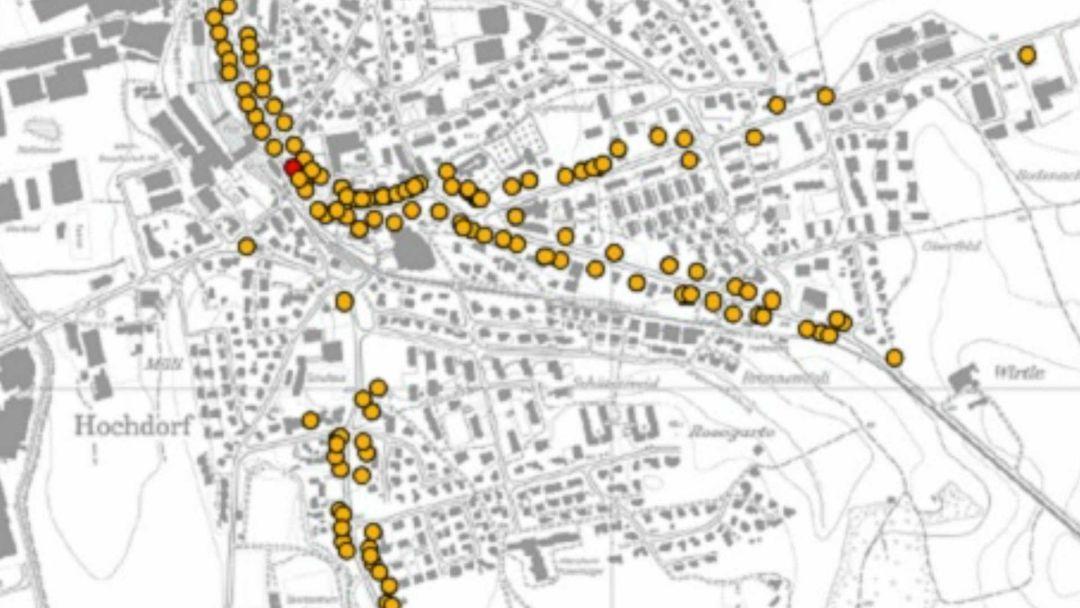 Lärmsanierung der Kantonsstrassen in den Gemeinden Hochdorf und Hohenrain (LU)
