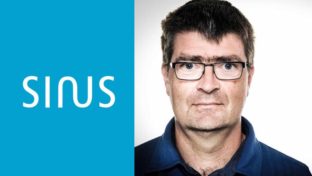 Thomas Minder, Dipl. Ing. FH / Dipl. Akustiker SGA neu im SINUS-Team!