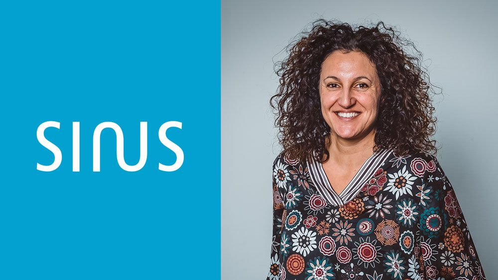 Michelina Strangis neu im SINUS-Team!
