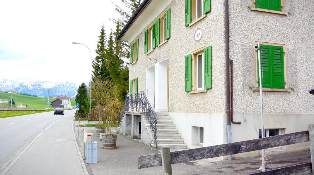 Lärmsanierung im Kanton Appenzell