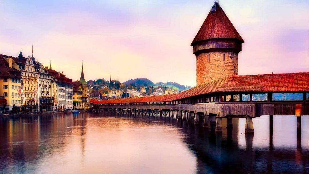 Büroreise 2014, Luzern