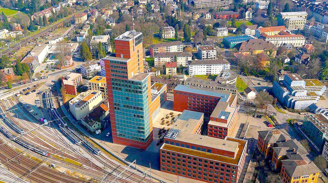 Lärmmessung bei Roter Turm Winterthur Monitoring